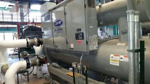 Customers Carrier Chiller