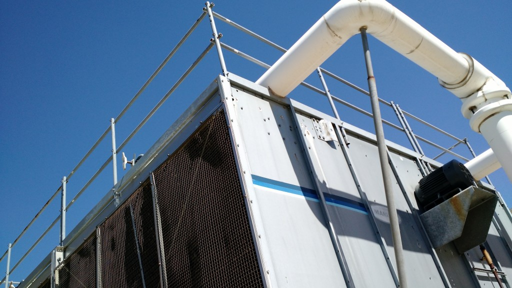 Cooling Tower-There are a multitude of savings available in operating cooling systems
